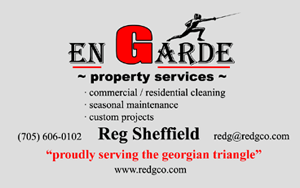en garde property management and cleaning blue mountain
