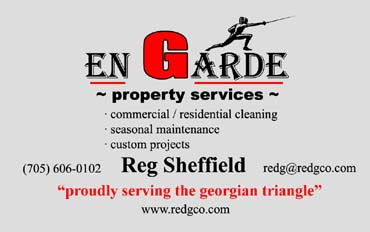 en garde commercial cleaning and property management